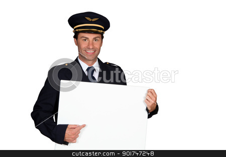 Character of Air Force stock photo, Character of Air Force by photography33