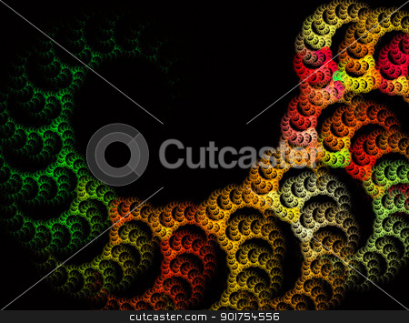 Fantastic background stock photo, Futuristic background. 3d generated this image by Imaster