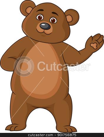 Dating bears cartoon problem