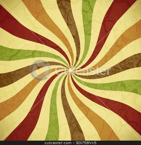 Swirly background. stock photo, Old fashioned swirl grunge background or texture. by szefei