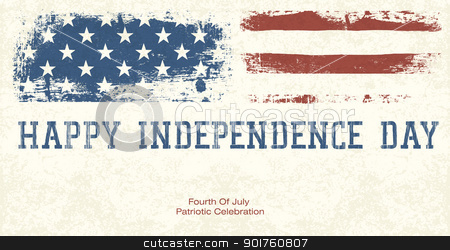 Fourth Of July Patriotic Celebration Background. Vector, EPS10 stock photo, Fourth Of July Patriotic Celebration Background. Vector, EPS10 by pashabo