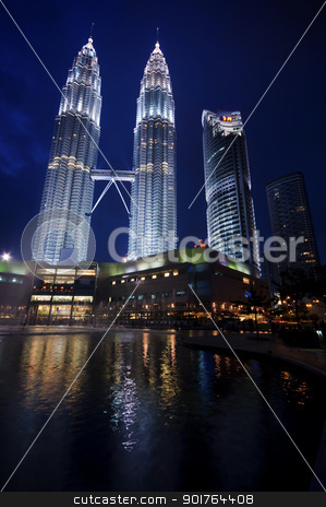 Kuala Lumpur. stock photo, Kuala Lumpur is the capital city of Malaysia. by szefei
