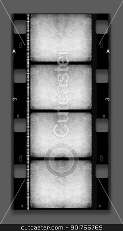 16 mm Film roll stock photo, 16 mm Film roll,2D digital art by Janaka Dharmasena