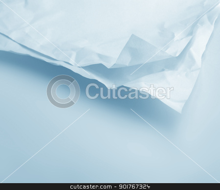 Paper stock photo, Note paper on gradient background by Janaka Dharmasena