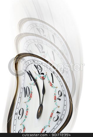 Time stock photo, Fading Time by WScott