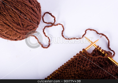 knitting stock photo, knitting by Sarka