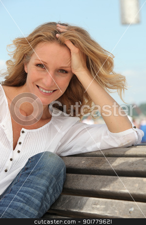 portrait of a woman stock photo, portrait of a woman by photography33