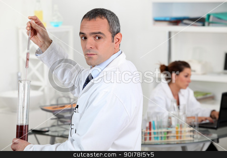 Science lab stock photo, Science lab by photography33