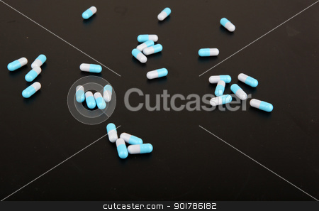 Pills stock photo, Pills by Nenov Brothers Images