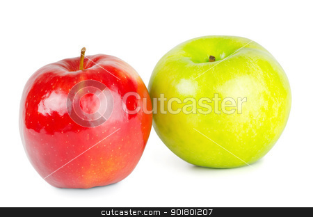 apples stock photo, apples by Sergej Razvodovskij