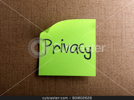 Privacy stock photo, Privacy by Nenov Brothers Images