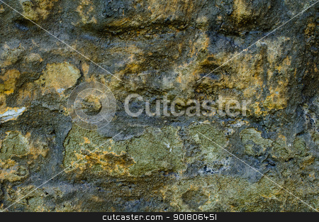 Very old brick wall stock photo, Old damaged brick wall close up. High resolution texture by nvelichko