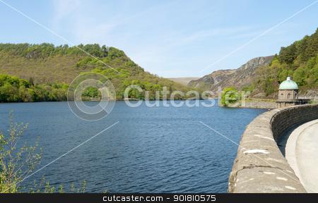 Garreg Ddu reservoir, Elan Valley, Powys Wales UK. stock photo, Garreg Ddu reservoir, Elan Valley, Powys Wales UK. by Stephen Rees