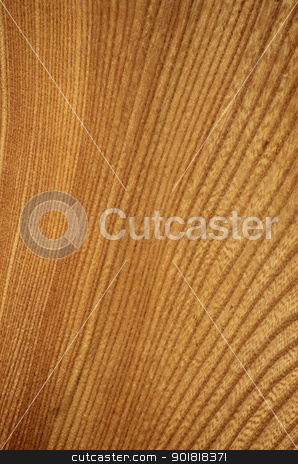 Grainy wooden background stock photo, Abstract grainy wooden textured background with lines effect. by Martin Crowdy