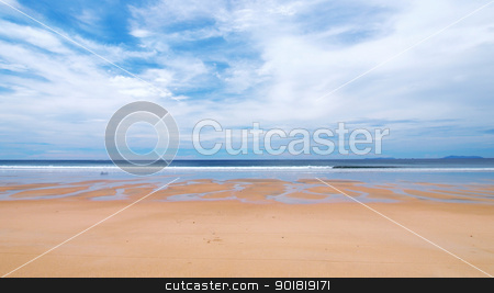 Landscape of Payam Island beach in Thailand stock photo, Landscape of Payam Island beach in Thailand by jakgree