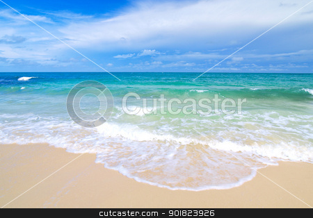 Idyllic Scene Beach at Samed Island,Thailand stock photo, Idyllic Scene Beach at Samed Island,Thailand by jakgree