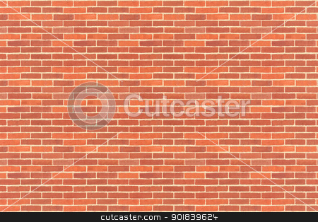 Pattern of brick walls stock photo, 3d rendering of brick walls pattern and sorting by mrdoggs