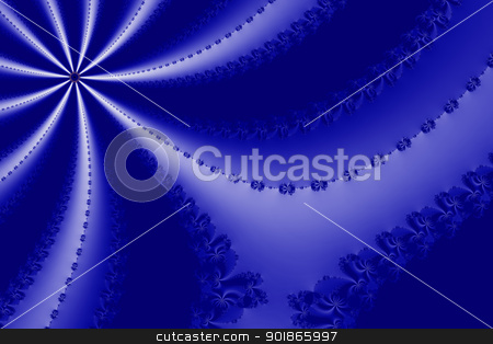 Prelude to Eternity stock photo, 3d rendered Illustration. Background Image.  by Michael Osterrieder