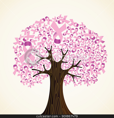 Breast Cancer Awareness Invitations with best invitations layout
