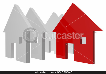 Housing Choice stock photo, Housing Choice by genialbaron