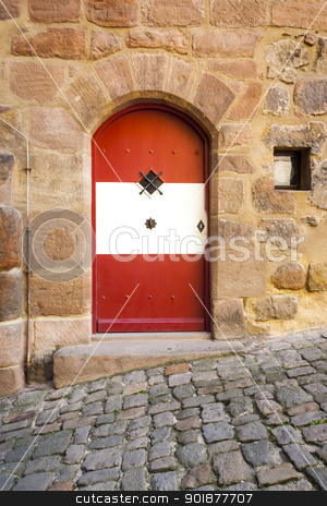 old door stock photo, An image of a nice old door by Markus Gann
