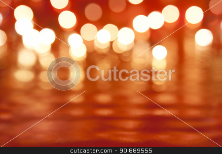 Blurred lights. stock photo, Blurred lights background. by Piotr Skubisz