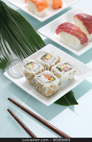 Sushi stock photo, Sushi by photography33