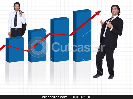 Career progression stock photo, Career progression by photography33
