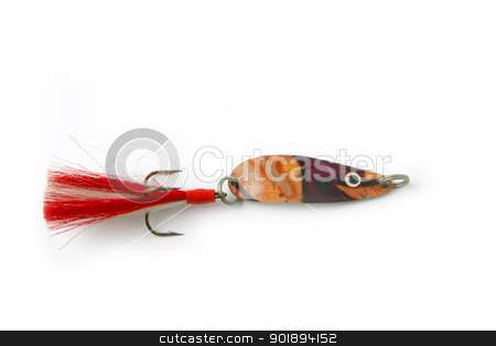 Fishing bait stock photo, Fishing bait by photography33