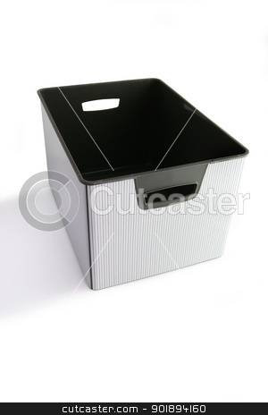 Storage box stock photo, Storage box by photography33