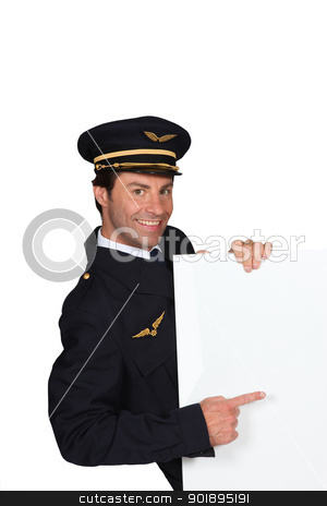 Man dressed as a captain stock photo, Man dressed as a captain by photography33