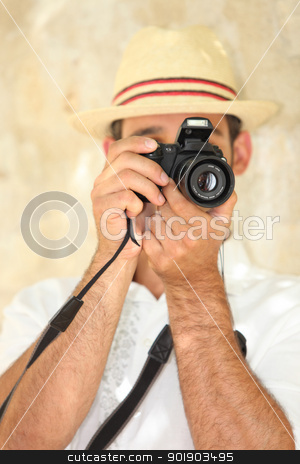 man taking pictures stock photo, man taking pictures by photography33