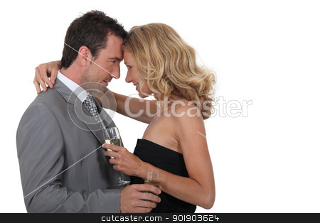 Couple dancing stock photo, Couple dancing by photography33