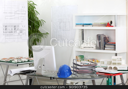 impeccable office stock photo, impeccable office by photography33