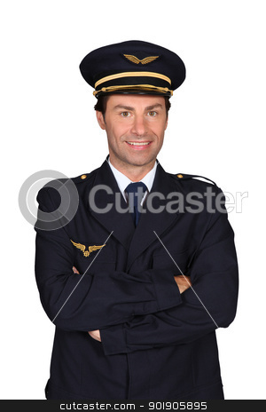 pilot stock photo, pilot by photography33