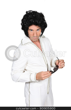 Character disco stock photo, Character disco by photography33