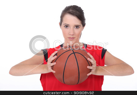 Basketball player stock photo, Basketball player by photography33