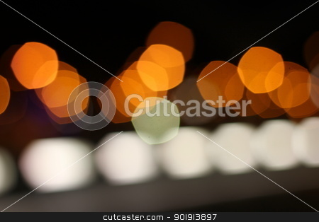 city bokeh background stock photo, city bokeh background by Tobias Arhelger