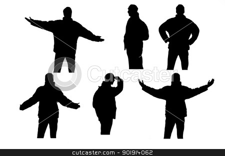 shadow guys stock photo, shadow guys by Tobias Arhelger