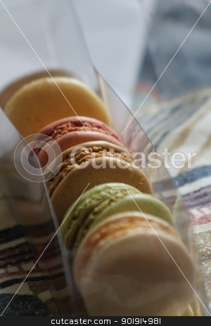 macarons stock photo, macarons by Tobias Arhelger