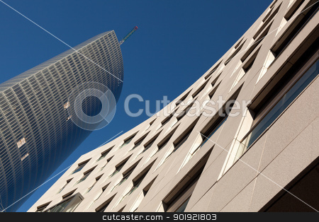 Buildings in Bilbao, Bizkaia, Spain stock photo, Buildings in Bilbao, Bizkaia, Spain  by B.F.