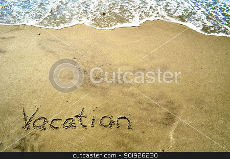 Vacation In the Sand stock photo, Vacation In the Sand by Liane Harrold