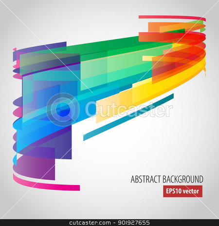 Abstract background stock photo, Abstract vector background by vtorous