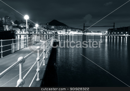 Portugalete, Bizkaia, Basque Country, Spain stock photo, Portugalete, Bizkaia, Basque Country, Spain by B.F.