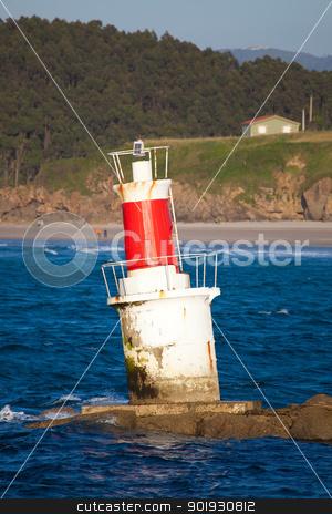 Port of San Vicente de la Barquera, Cantabria, Spain stock photo, Port of San Vicente de la Barquera, Cantabria, Spain by B.F.