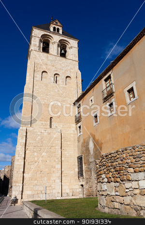 Church of San Isidoro, Leon, Castilla y Leon, Spain stock photo, Church of San Isidoro, Leon, Castilla y Leon, Spain by B.F.