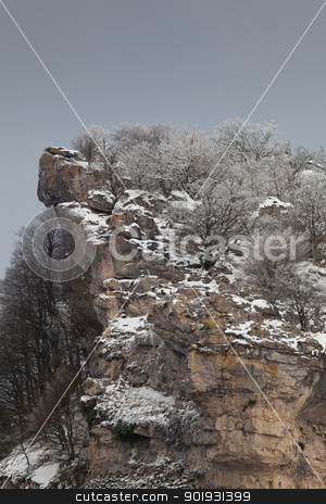 Natural reserve of  Urbasa, Navarra, Spain stock photo, Natural reserve of  Urbasa, Navarra, Spain by B.F.