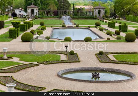 Arnaga house, Cambo-les-bains, Aquitaine, France stock photo, Arnaga house, Cambo-les-bains, Aquitaine, France by B.F.