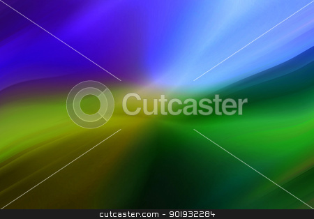 Dreamscape background stock photo, Warped and blurred dreamscape background by steve ball