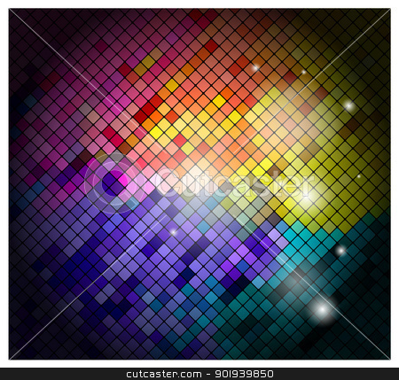 Abstract vector background stock vector clipart, Abstract vector background by vtorous